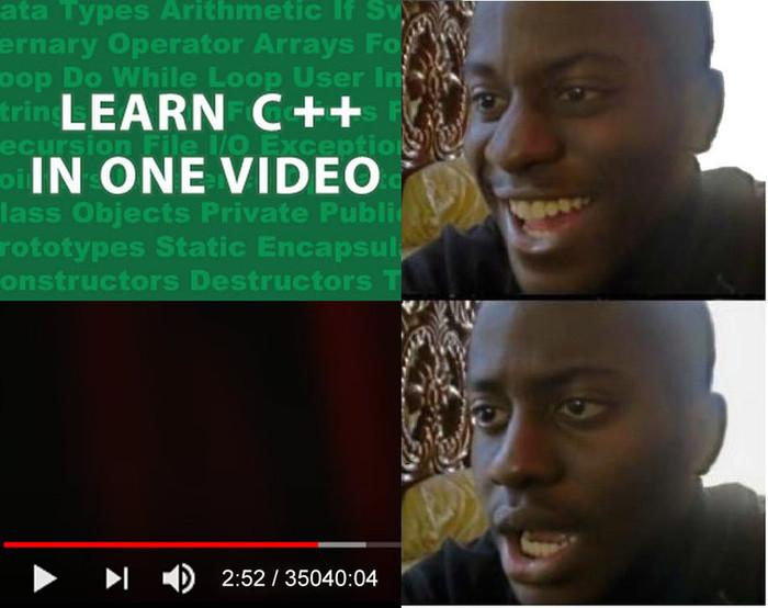 Только одно видео