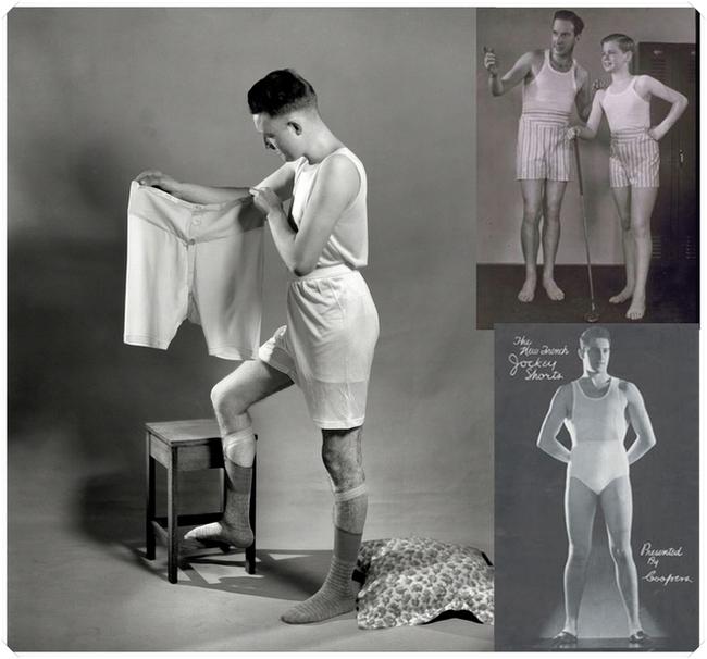 Мужское нижнее белье. У него тоже есть история. Лига историков, Мужское нижнее белье, Повязка, Трусы, История одежды, Длиннопост
