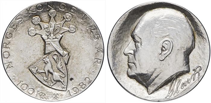 Норвежская неожиданность Длиннопост, Кольцо, Монета, Украшения ручной работы, Рукоделие без процесса