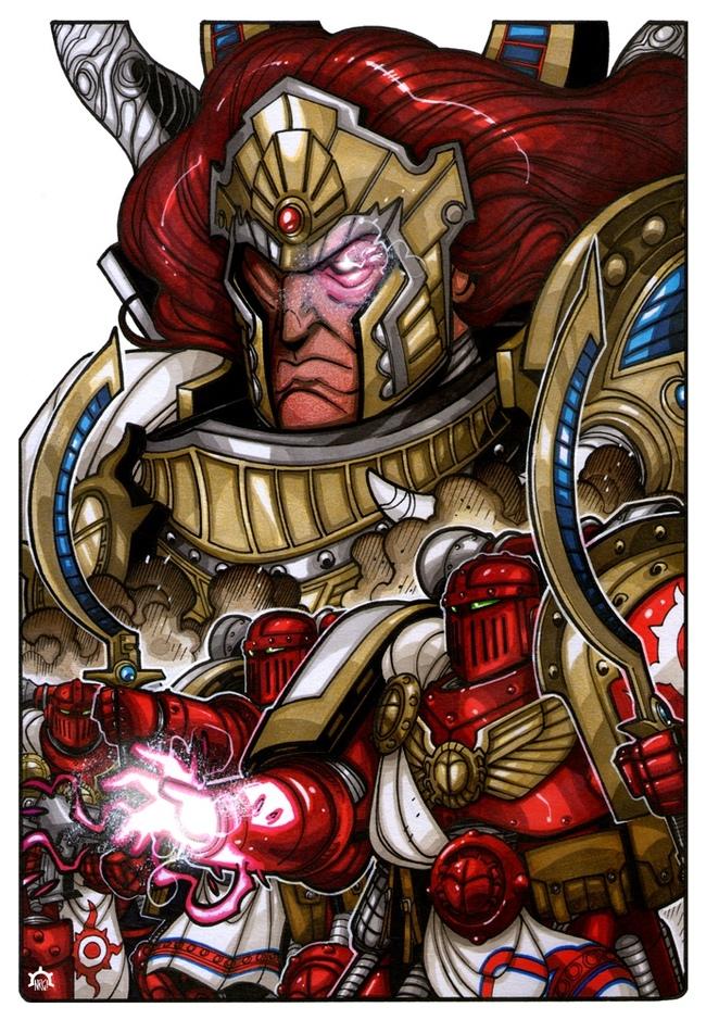 Prospero Warhammer 40k, Wh Art, Imperium, Horus Heresy, Space wolves, Thousand Sons, Burning of Prospero, Длиннопост