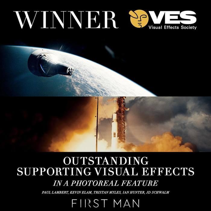 Победители премииVES Awards Фильмы, Ves Awards, Спецэффекты, Vfx, Кинопремия, Видео, Длиннопост