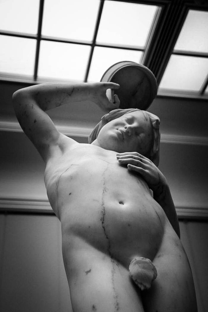 Когда-то давно в Третьяковке.. Фотография, Скульптура, Третьяковская галерея, Длиннопост