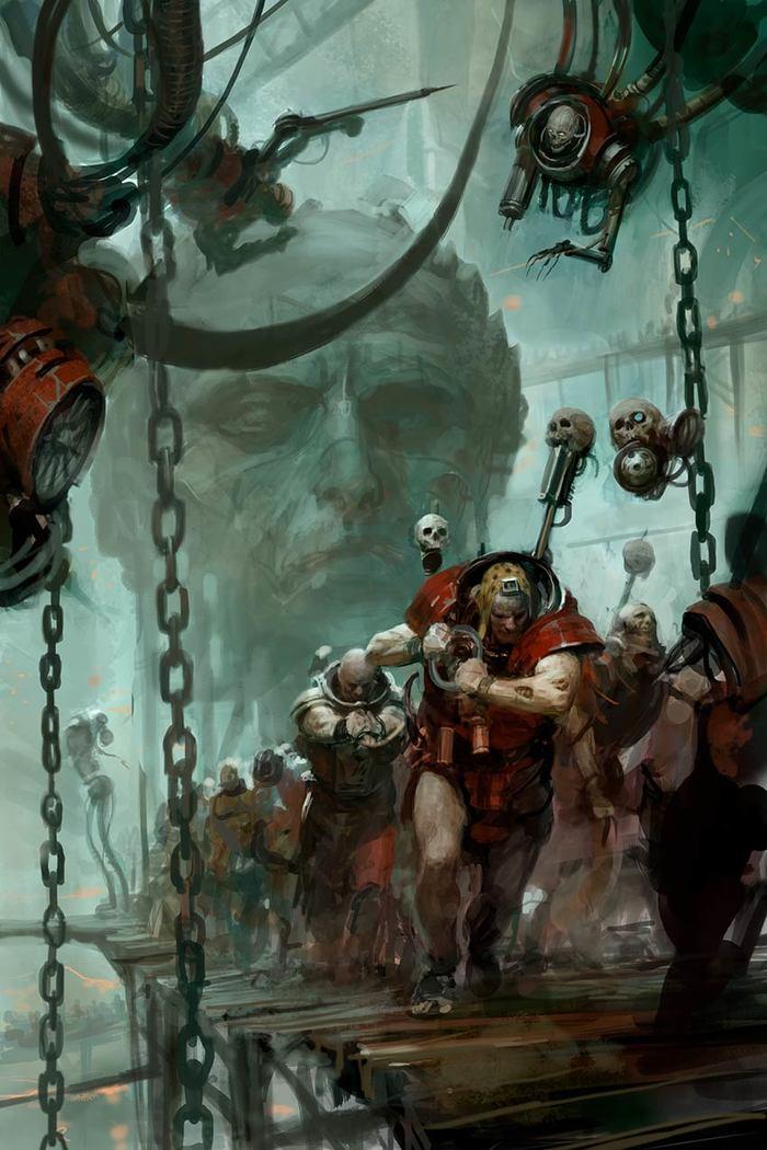Imperium of mankind