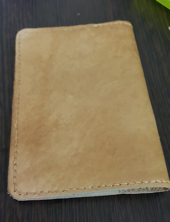 Первая работа - обложка из кожи Кожевенное ремесло, Рукоделие, Кожа, Кожа натуральная, Обложка, Длиннопост