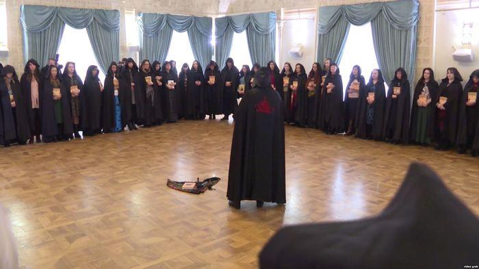 «Империя сильнейших ведьм» провела «круг силы» в поддержку Путина Путин, Ведьмы, Что за?!, Видео, Длиннопост