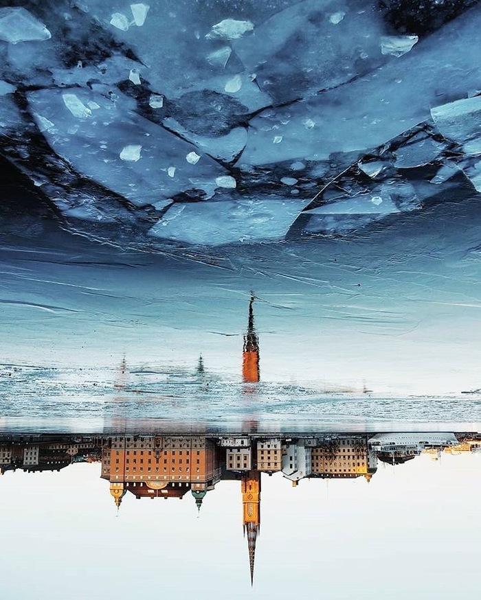 Ледяной Стокгольм