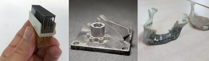 3D-печать металлом - FAQ Технологии, 3D принтер, 3D печать, Наука, Производство, Промышленность, Длиннопост, 3D, Гифка