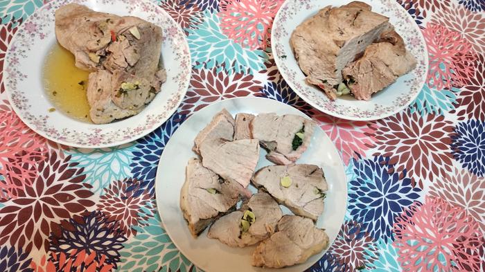 Так как же лучше запекать мясо? Проверка фольги и рукава для запекания Д&гmix, Свинина запеченная, Чеснок, Фольга, Кулинарный рукав, Видео, Длиннопост