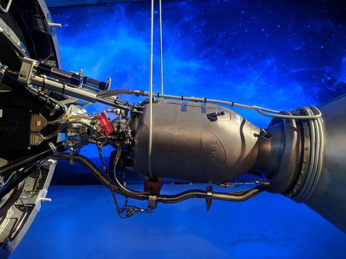 Orbex показала прототип второй ступени ракеты Prime Космос, Orbex, Prime, Ракета-Носитель, Великобритания, Техника, Технологии, Длиннопост