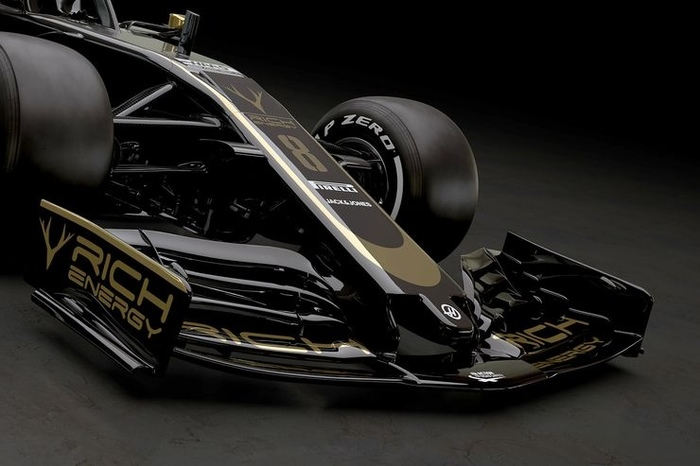 В Лондоне показали новый дизайн болида для Формулы-1