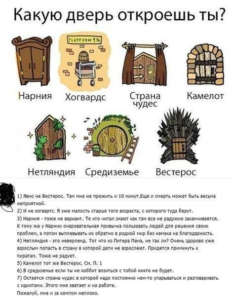А за компом не так уж и плохо. Игра престолов, Дверь, Комментарии, Скриншот, Фэнтези, Нарния, Хогвартс, Средиземье