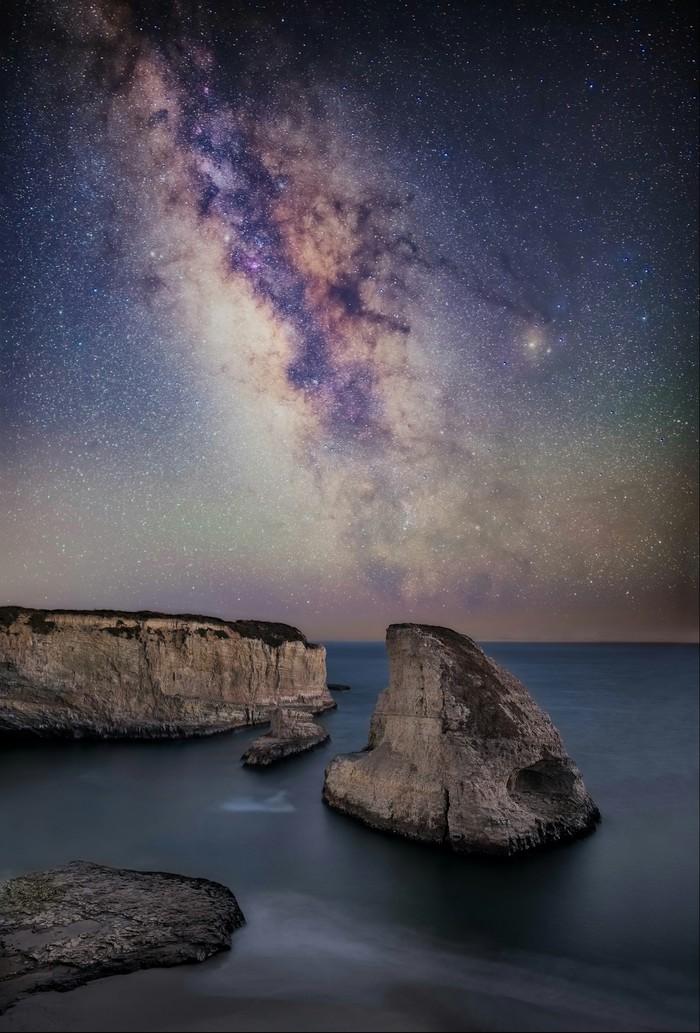 Звёздное небо и космос в картинках - Страница 9 1549776946161138838