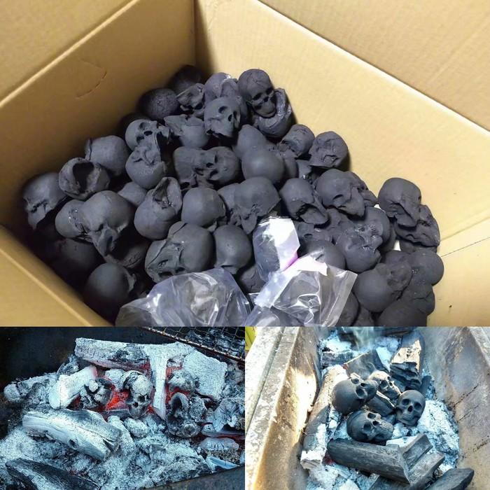 Адский уголь