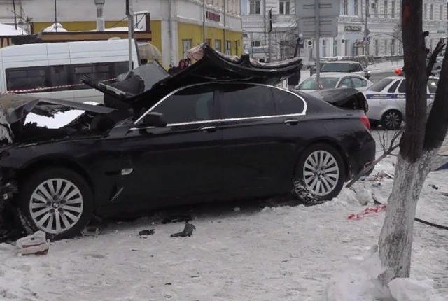 Убились об стену ДТП, Ульяновск, Летчик, Толпа, Идиотизм, Видео, Длиннопост