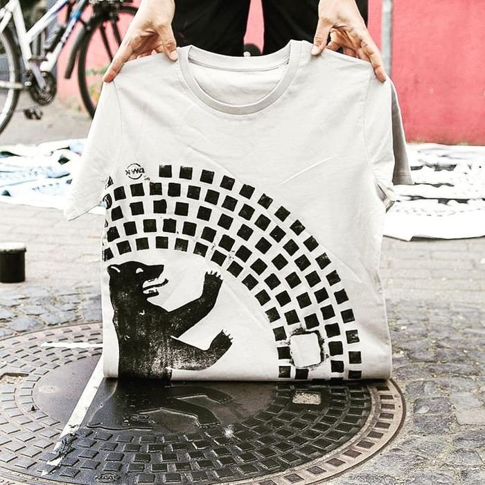 Как сделать клевый и уникальный принт на футболке