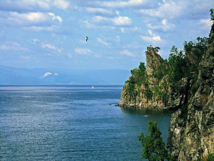 Россияне выступают против строительства китайского завода на озере Байкал. Экология, Водные ресурсы, Байкал, Китай