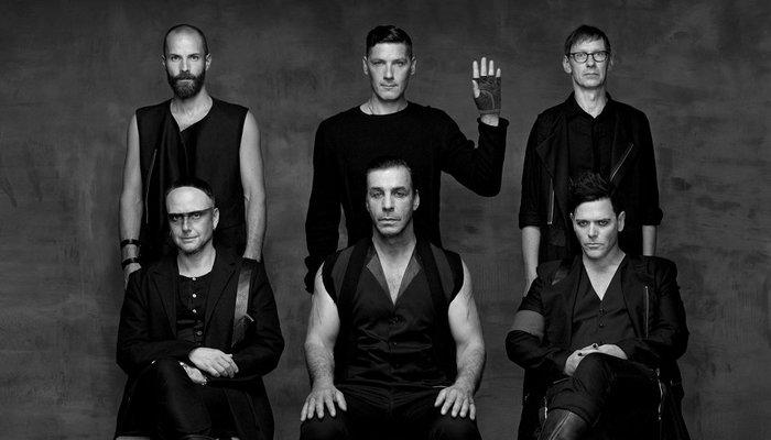 Группа разместила в своем Инстаграме фотографии со съемок нового ролика Rammstein, Instagram, Новости