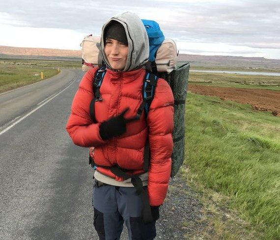 Что взять с собой в Исландию? Автостоп, Исландия, Путешествия, Приключения, Видео, Бюджетное путешествие, Длиннопост