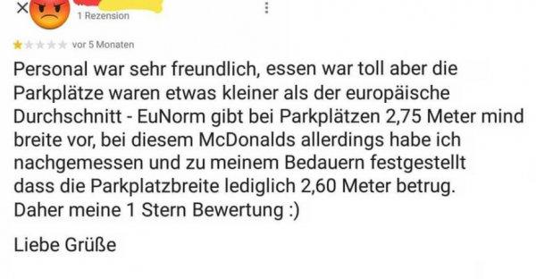 15 сантиметров, немецкая версия Германия, Перфекционизм, Отзыв, Скриншот