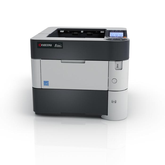 Техническое обслуживание принтера Kyocera FS-4300DN. Ремонт техники, Ремонт принтера, Ремонт оргтехники, Техническое обслуживание, Длиннопост