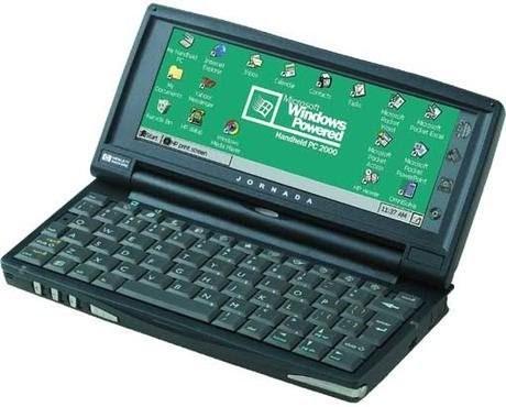HP Jornada 720 Гаджеты, Компьютер, Кпк, Электроника, 90-е