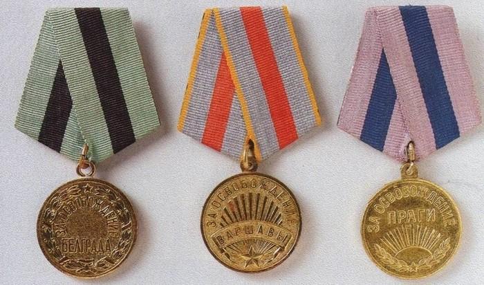 Взятие или освобождение? Чтобы помнили, Великая Отечественная война, Военные награды, История, Длиннопост
