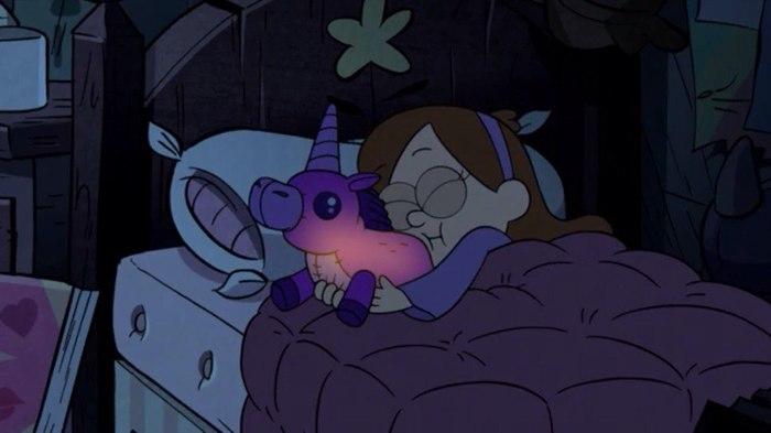 Туц тццц Gravity Falls, Mabel, Единорог