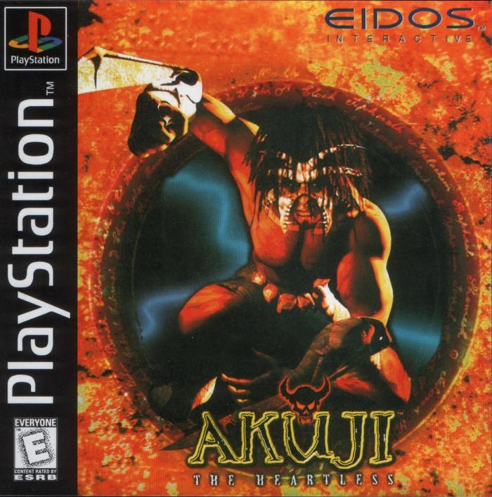 Akuji the Heartless Crystal dynamics, Soul Reaver, Playstation, Sony, Action, Psone, Sony playstation, Ностальгия, Длиннопост