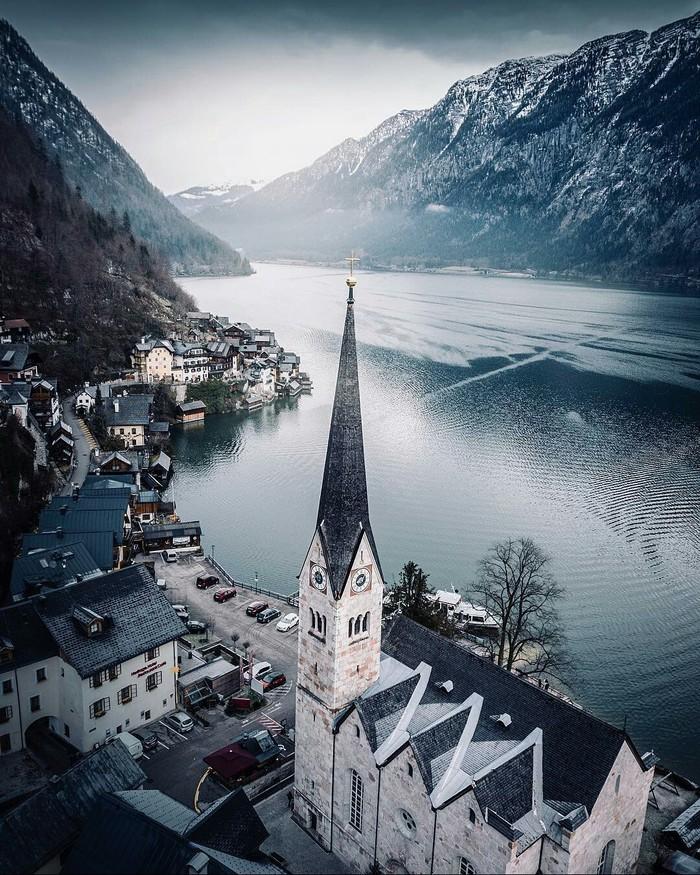 Халльштатт, Австрия.