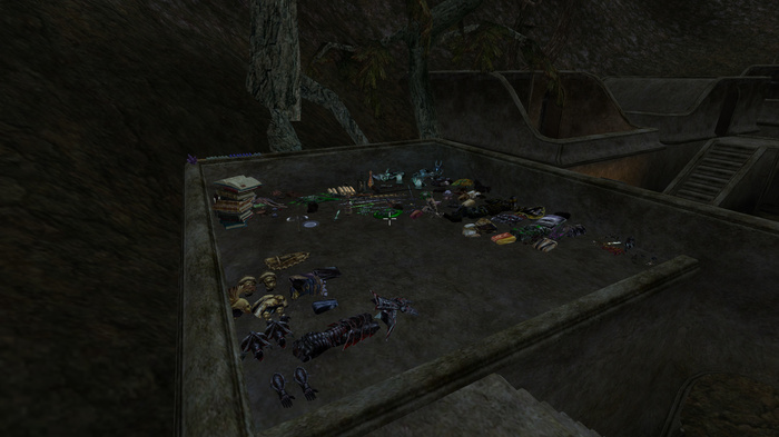 Творческий беспорядок Игры, Компьютерные игры, Morrowind, Беспорядок, The Elder Scrolls, Длиннопост