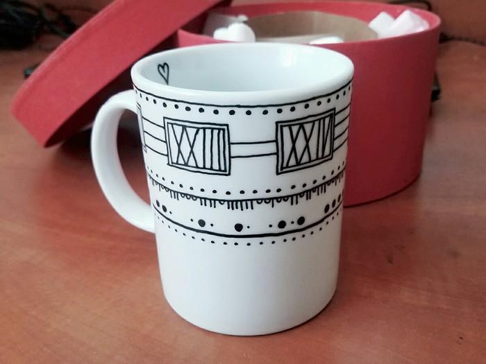 Подарок программисту Подарок парню, Кружка с декором
