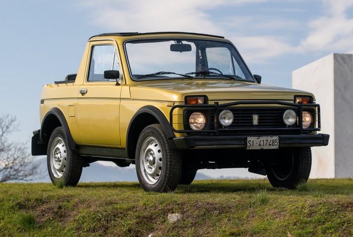 Редкую «Ниву» в кузове кабриолет продали за $5 000 Нива, Редкое авто, Кабриолет, Lada Niva 1989, Длиннопост