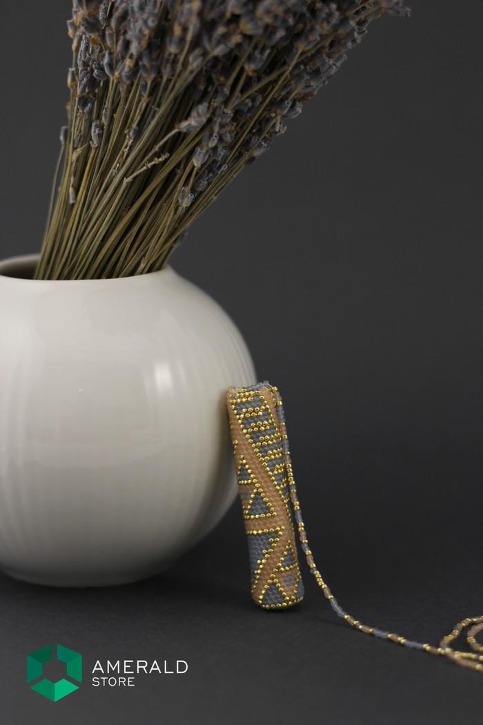 Вязание с бисером Жгуты из бисера, Бисер, Вязание, Рукоделие, Рукоделие с процессом, Длиннопост