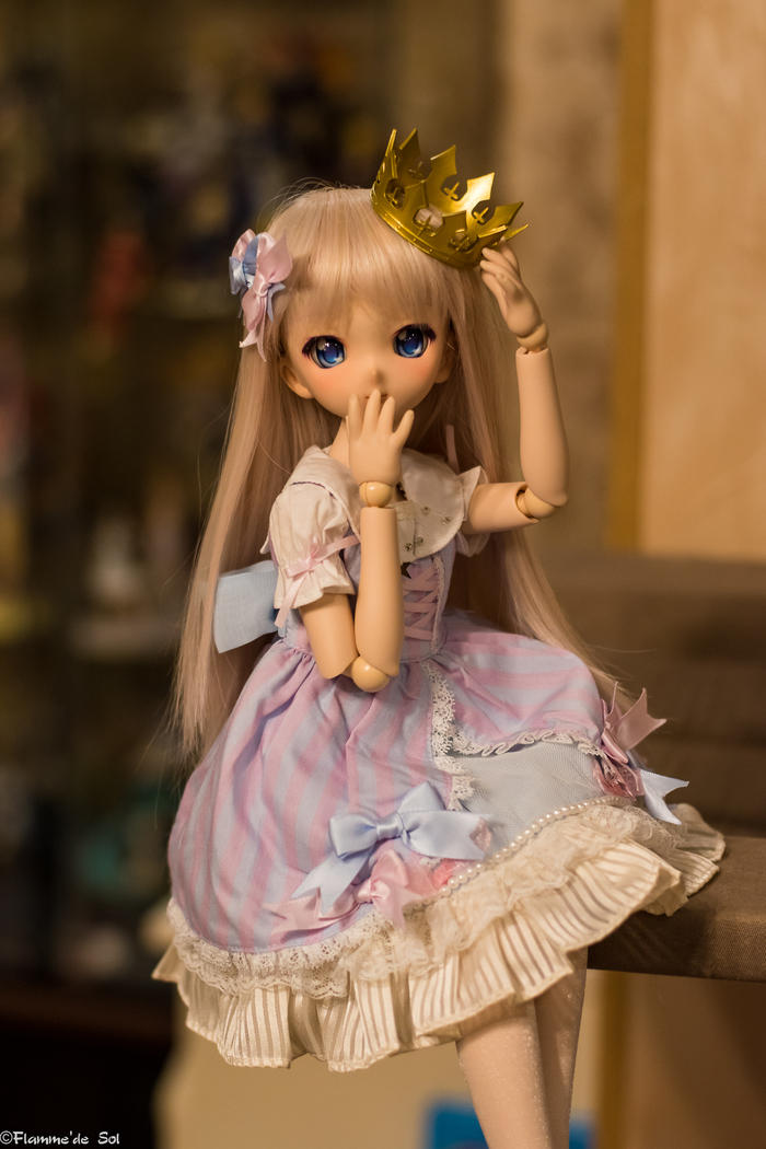 DollfieDream - Ириска Dollfiedream, Шарнирная кукла, Фотография, Хобби, Аниме