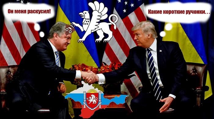 Крымский мираж ушел в тираж Крым, Россия, Политика, Украина