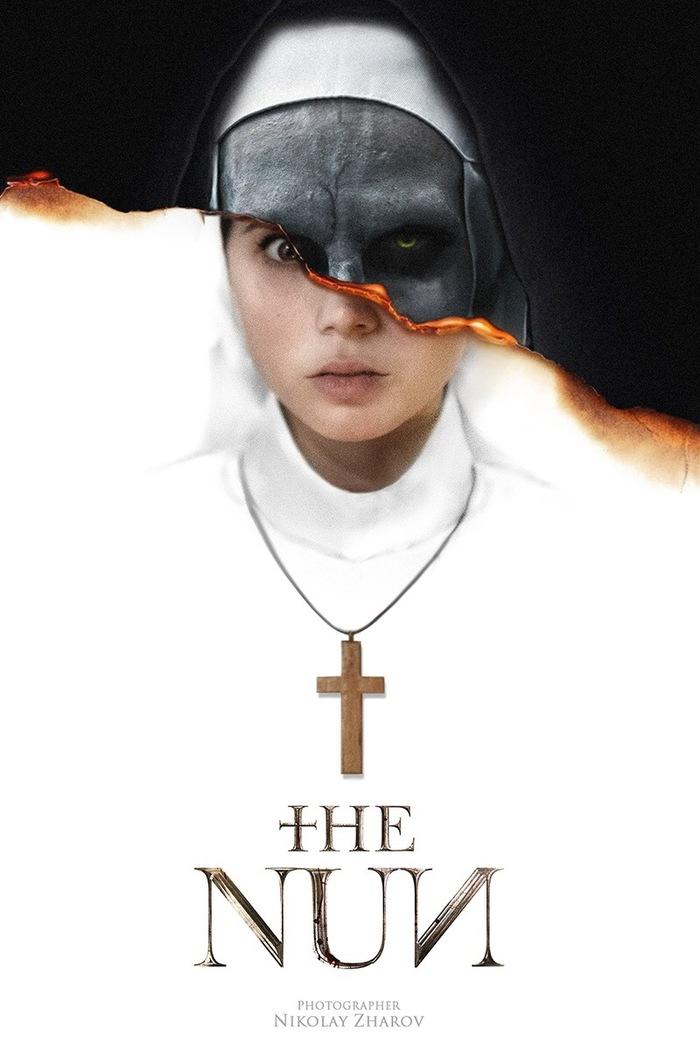 Проклятие монахини. Часть 1 Косплей, Русский косплей, Фильмы, Ужас, Проклятие монахини, Длиннопост
