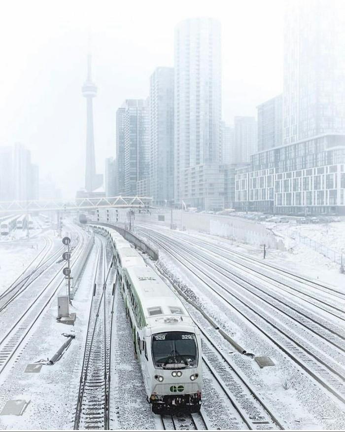 Торонто, Канада.