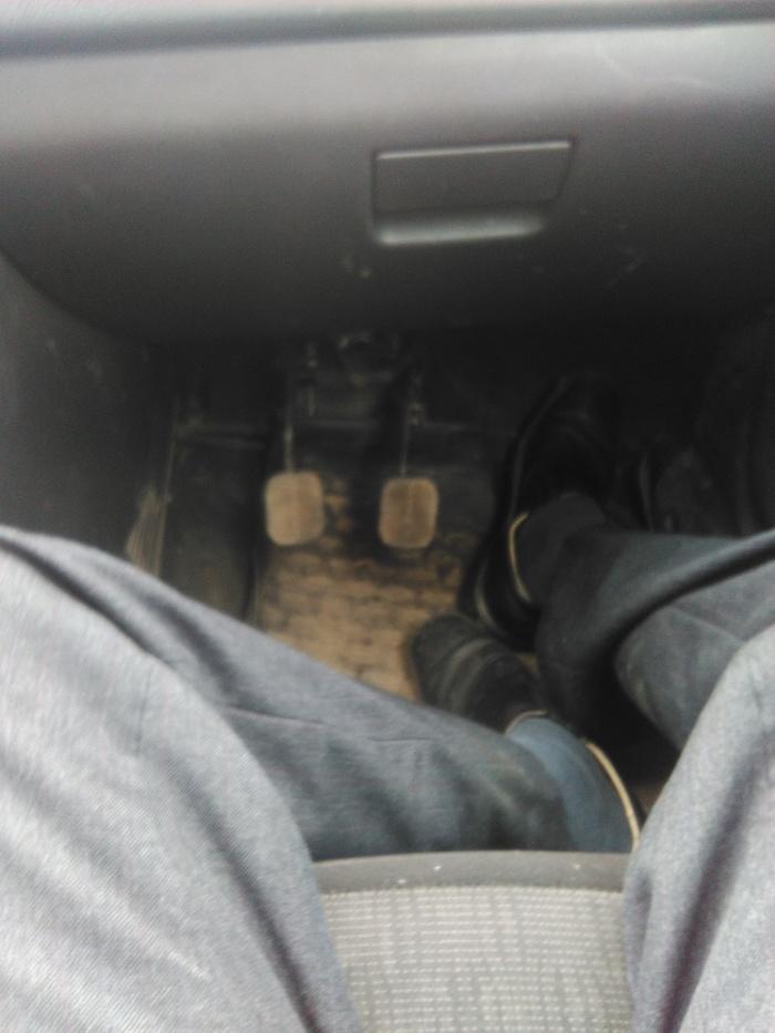 Такси Такси, Автомобилисты, Учебная машина
