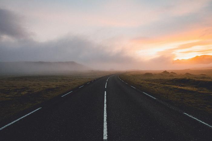 Iceland Исландия, Дикая природа, Рассветы и закаты, Путешествия, Горы, Природа, Длиннопост, Фотография