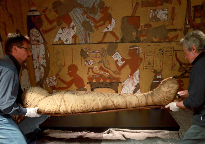 Некоторые факты о древнеегипетских мумиях Мумия, История, Египет, Длиннопост
