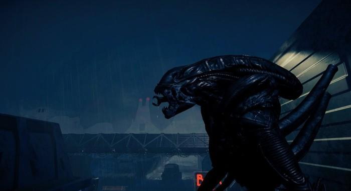 Прогулка по колонии Hadley's Hope) Alien: Hope for The Future, Gamedev, Чужой, Чужие, Ксеноморф, Длиннопост