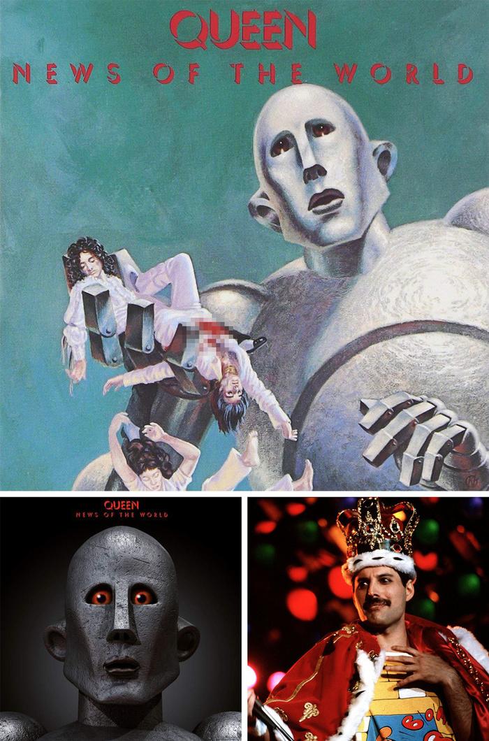Обложки музыкальных альбомов, в которых зашифрованы тайные послания всему человечеству Обложка, Альбом, Группа, Скрытый смысл, Музыка, Длиннопост