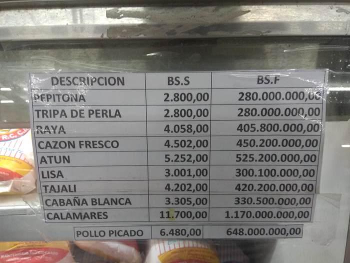 """Как и что купить в изнуренной кризисом Венесуэле или """"Тунец против Бройлера"""" Венесуэла, Остров Маргарита, Венесуэльские зарисовки, Длиннопост"""