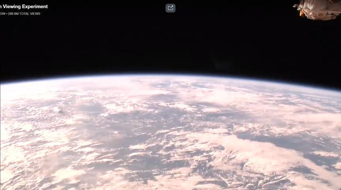 Прямая трансляция с МКС. Вид на Землю МКС, Космос, Планета, Земля, Трансляция, Видео, Длиннопост