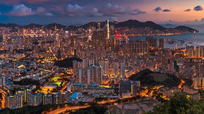 hong kong - HD1332×850