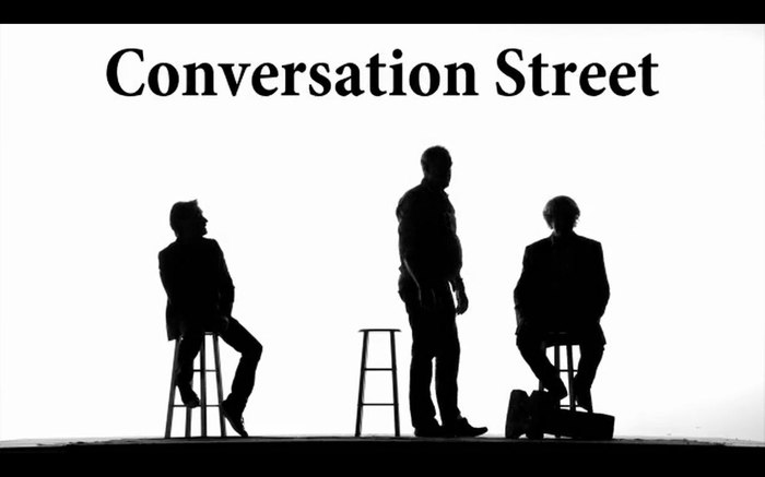 "Подборка ""Conversation Street"" The Grand Tour, Джеймс Мэй, Ричард Хаммонд, Джереми Кларксон, Авто, Авто шоу, Длиннопост"