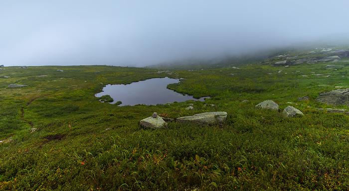 Через перевал Голова в тумане Ергаки, Путешествия, Туризм, Сибирь, Здоровье, Длиннопост