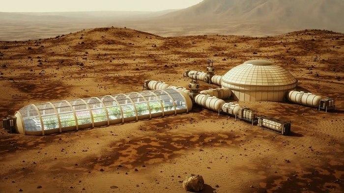 Проект (реалити-шоу) Mars One объявлен банкротом Космос, Реалити-Шоу, Mars One