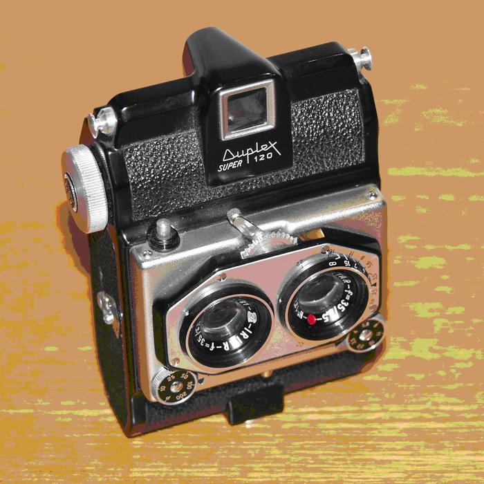 Восприятие изображения Фотография, Стерео, Фильмы, Длиннопост