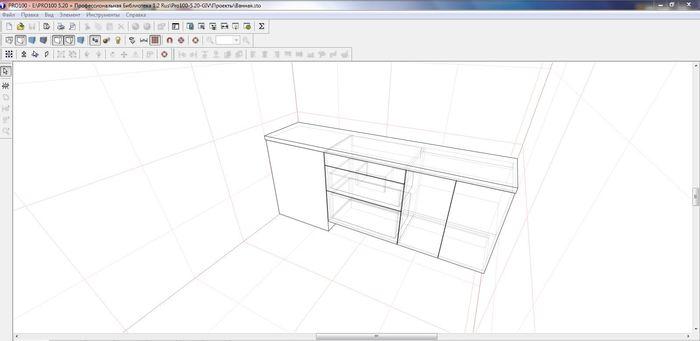 Мебель в ванную комнату своими руками Мебель, Своими руками, Рукожоп, Pro100, Тюмень, Длиннопост